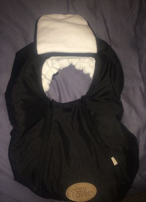 Baby car seat cozy cover canopy for Sale in Weirton, WV