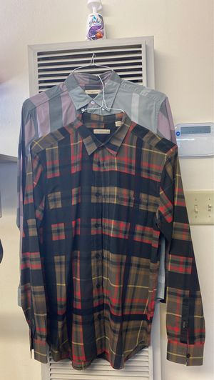 Burberry men's shirts for Sale in Orange, CA