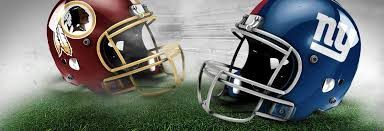 Redskins vs. Giants - 2 COVERED Lower Level Tickets