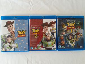 Disney Blu-Rays $20 for the set for Sale in Orlando, FL