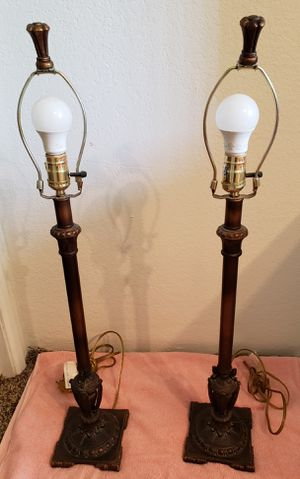 Antique lamps for Sale in French Camp, CA