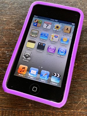 iPod Touch 3 (32 GB) + Extras for Sale in Alamo, CA