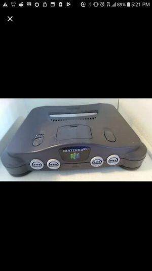 Nintendo 64 for Sale in Baltimore, MD