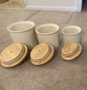 Jars/storage container for Sale in Virginia Beach, VA