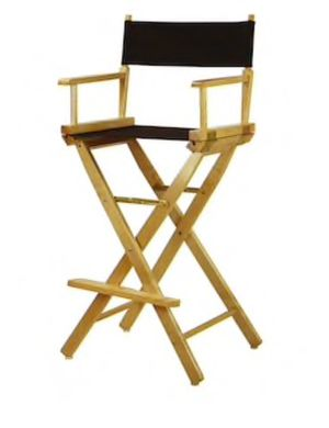 Director's Chairs HIGH & LOW (MUST GO) - $30 for Sale in Clinton, MD