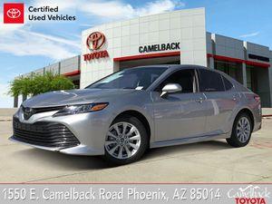 2018 Toyota Camry for Sale in PHOENIX, AZ