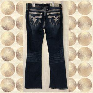 Rock Revival Nancy Jeans Sz 28 for Sale in Largo, FL