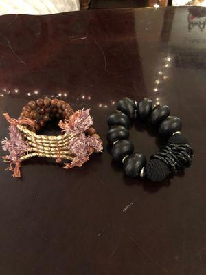 Funky chunky bracelets for Sale in Mesa, AZ