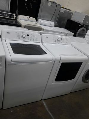 Kenmore top load washer and dryer set for Sale in Temple Hills, MD