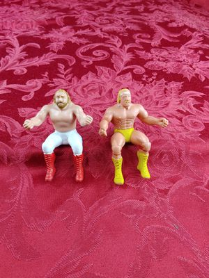 1985 Titan Thumb Wresling Figures for Sale in Melrose Park, IL