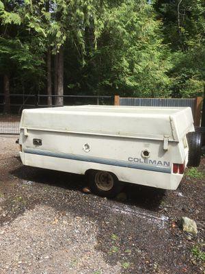 Coleman Camper for Sale in Granite Falls, WA