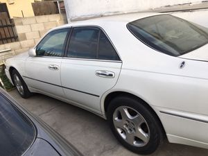 1999 infinity q45 bad transmission selling complete for parts for Sale in West Covina, CA