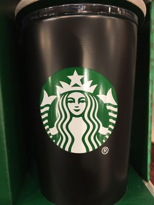 Starbucks 20 oz Stainless Steel Vacuum Tumbler w/ Triton Straw for Sale in Greenville, SC