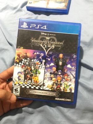 Kingdom Hearts 1.5 & 2.5 for Sale in Queens, NY