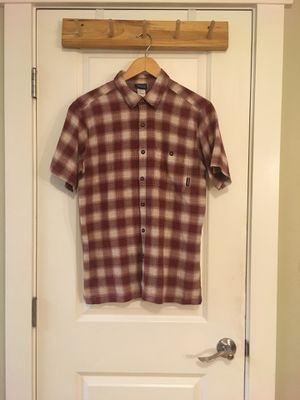 Patagonia Organic Cotton Plaid Shirt for Sale in Seattle, WA