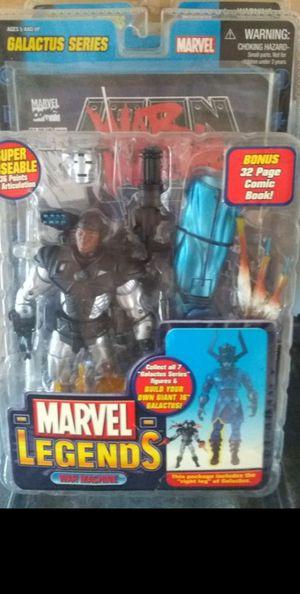 Marvel legends War machine for Sale in San Antonio, TX
