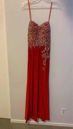 Aspeed Prom dress, x-small, red for Sale in Los Angeles, CA