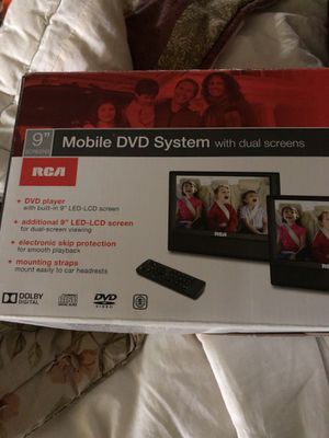 Mobile car DVD player for Sale in Lackawanna, NY