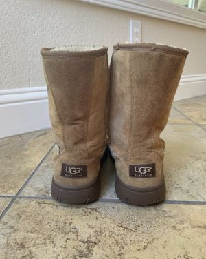Ugg Boots With Rubber Outsole, Size 8 for Sale in Richardson, TX