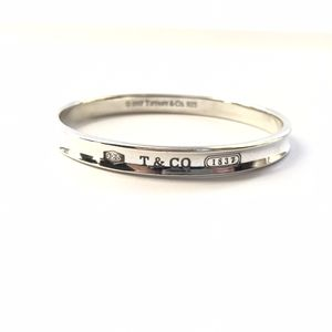 Tiffany&CO 1837 Sterling silver bangle for Sale in St. Cloud, FL