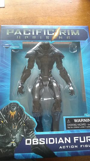 Diamond select (Pacific rim uprising) action figure for Sale in Antioch, CA