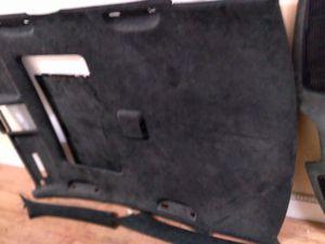E39 M5 Alcantara headliner sun roof parcel shelf A posts for Sale in Oceanside, NY