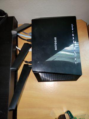 Netgear Nighthawk Smart Wi-Fi Router AC1750 for Sale in Riverview, FL
