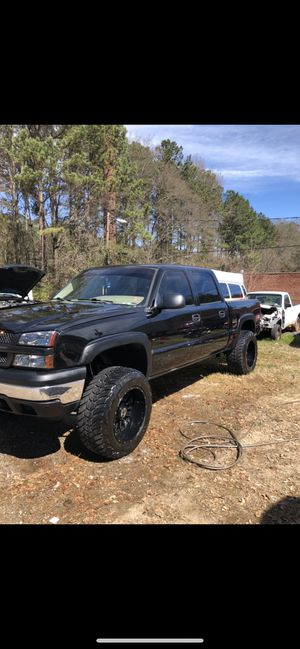 2005 Chevy Silverado 1500 Z71 for Sale in Tucker, GA