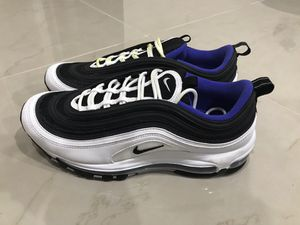 Nike Air Max 97 Persian Violet Men's Shoe Size 10 for Sale in Houston, TX