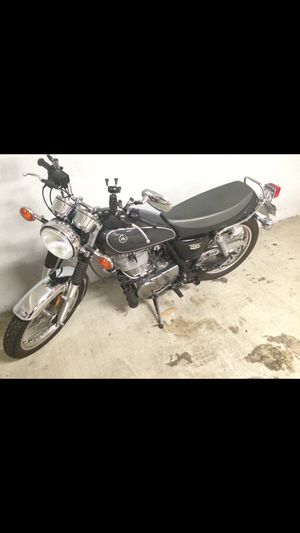 Motorcycle. Yamaha SR400 for Sale in Los Angeles, CA