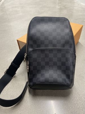Louis Vuitton sling bag damier graphite for Sale in Miami, FL