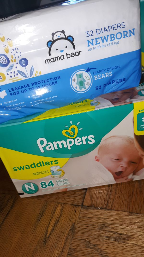 Diapers newborn