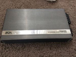 SDX pro audio 1200 watt for Sale in Parkland, FL