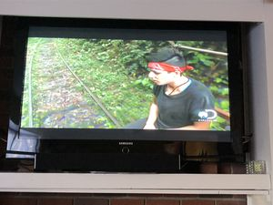 50 inch Samsung HD flat screen TV for Sale in Annandale, VA