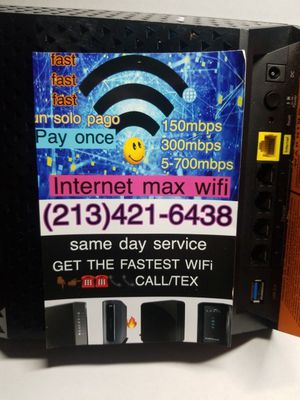 maquir8 5050 model lenovo router audio nice MacBook computer Internet WiFi modem new condition for 6040 good printer really good condition for Sale in South Gate, CA