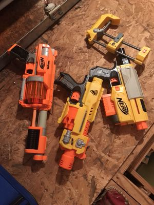 Nerf guns for Sale in Charlotte, NC