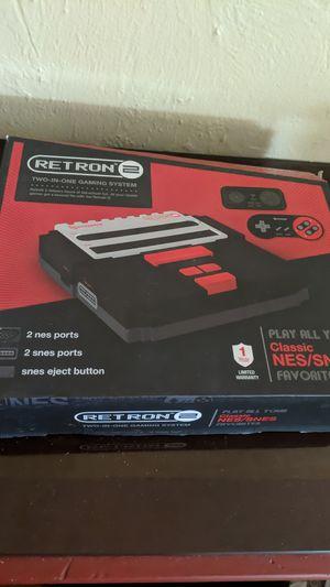 Retron 2 console for Sale in Denver, CO