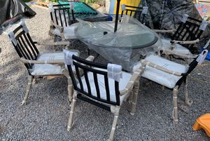 Patio table and chairs for Sale in Philippi, WV