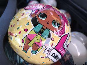 LOL Surprise Confetti POP Series🥳 🎉 for Sale in Carrollton, TX