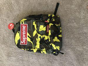 Supreme book bag for Sale in Hyattsville, MD