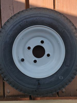 2 DotTrailer tires for $60 for Sale in Tamarac, FL