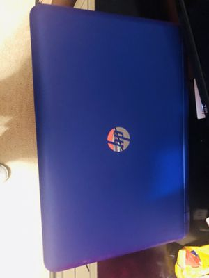 Dark purple Hp Laptop for Sale in Land O Lakes, FL