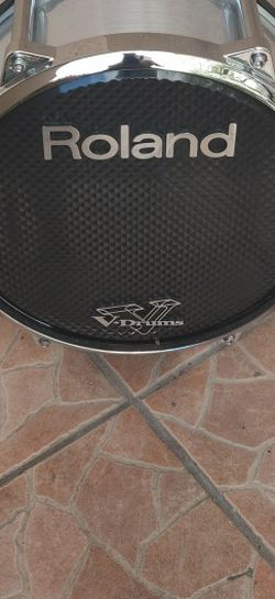 Roland V Drums Electronic Kick Drum for Sale in Miami Gardens,  FL