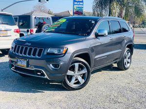 2015 Jeep Grand Cherokee for Sale in Tulare, CA