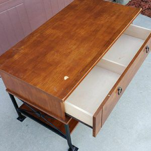 Tv Stand Console Table Mesita for Sale in Fresno, CA