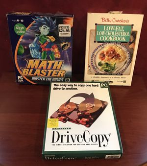 Various Software plus other titles for Sale in Collegeville, PA