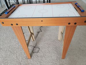 """27"""" air hockey table for Sale in Northville, MI"""