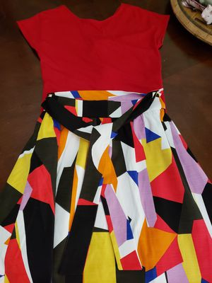 Like new Halogen 6p Skirt and Gibson Red Top Petite M for Sale in Tigard, OR