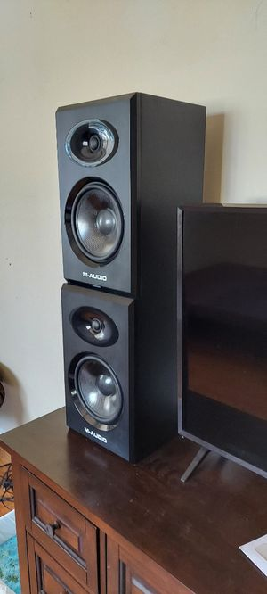 M-AUDIO Speakers for Sale in Livermore, CA
