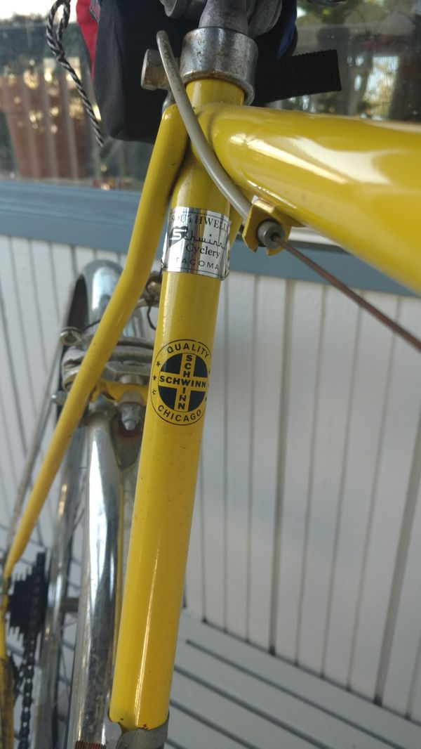 Schwinn Continental Road Bike